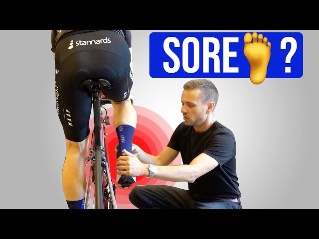 Numb Feet While Cycling? (here's 3 bike fitting solutions)