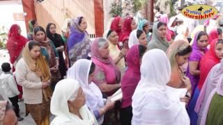 Nagar Kirtan on Hola Mohalla By Chardikala Singh Sabha Sewa Society, Sant Nagar , Jalandhar