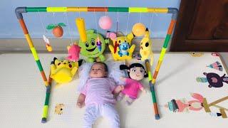 Hướng dẫn làm đồ chơi cho trẻ với giá 30 nghìn đồng. Đơn giản dễ làm sử dụng lâu dài. Phạm Ngọc Vũ.