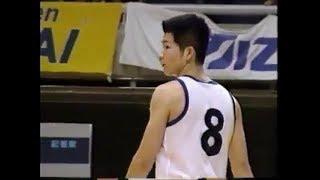 能代工業 対 世田谷学園 ウィンターカップ 1995年 [basketball]