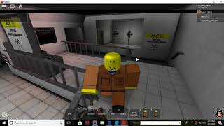 SCP - 205 IN ROBLOX