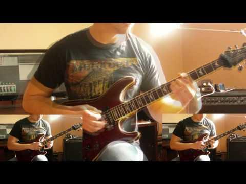Death - Crystal Mountain Guitar Cover