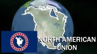 ROBLOX - Montée des nations : Former l'Union nord-américaine