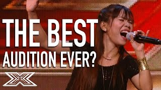 Is This The Best Audition EVER? 4th Power Smash It! | X Fact...
