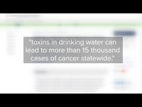 Your Consuming Water May Harbor Cancer-Causing Nitrate