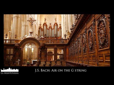 """Bach's """"Air On The G String"""" (Bardon)"""
