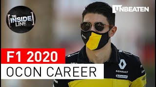 Is Esteban Ocon's F1 career in danger?