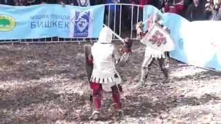 историческое фехтование бишкек