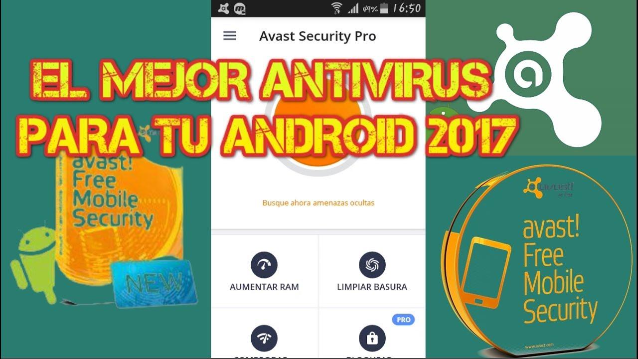 avast para android 2017