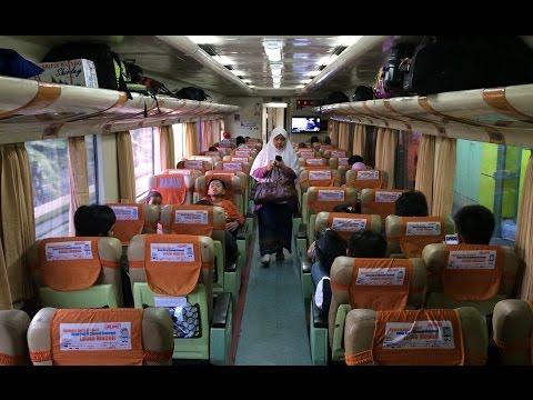 Trip by Train - Enjoying The Journey of Argo Parahyangan from Jakarta to Bandung (KA 26)