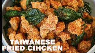CRISPIEST Taiwanese Fried Chicken  Secret Ingredients Revealed!