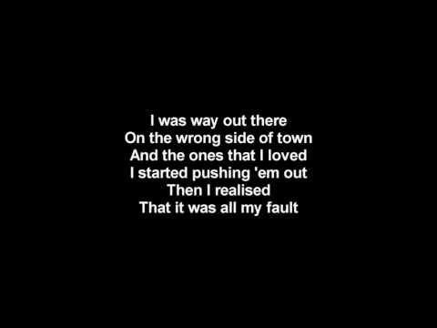 Papa Roach - Lifeline {Lyrics on screen} HD