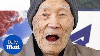 Oldest man in the world is 112 years old - Daily Mail