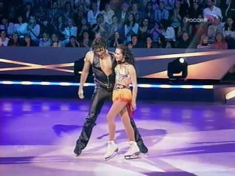 Шоу Танцы на льду (1 сезон, осень 2006, канал Россия)
