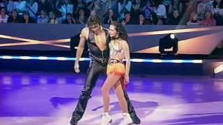 Чащина-Гончаров Танцы на льду 2006 (выпуск3)