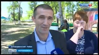 90-летие со дня основания отпраздновали жители села Найфельд