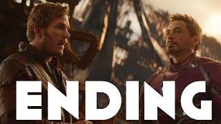 Why I Didn't Like the Avengers Infinity War Ending