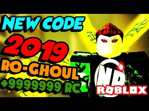 ROBLOX | TẤT CẢ CODES MỚI NHẤT TRONG GAME RO GHOUL !!! | [+Trainers!] Ro-Ghoul [ALPHA]