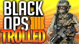 Trolled By Specialists In Black Ops 4.. (Strike Team Fail)