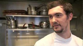 Interview with Chef Bertrand Grebaut, Septime Restaurant Paris