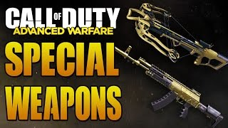 Call of Duty: Advanced Warfare Pre-Order BONUS WEAPONS DAYZERO Edition & MORE