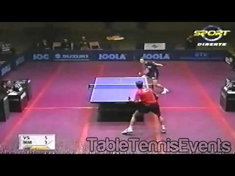 Vladimir Samsonov Vs Michael Maze : [Europa League 2002]