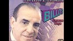 BILLOS CON SABOR A COLOMBIA - DISCO COMPLETO.-