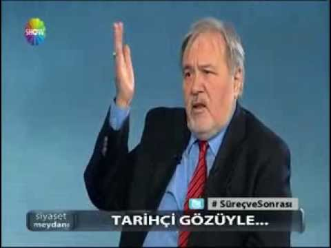 Prof. Dr. İlber Ortaylı Türkiye'nin Etnik Haritası