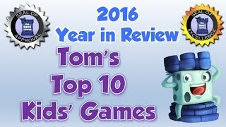 Video Tom's Top 10 Kids' Games of 2016 download MP3, 3GP, MP4, WEBM, AVI, FLV Agustus 2018