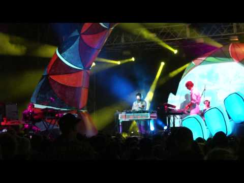 Big Day Out Melbourne 2013 Animal Collective