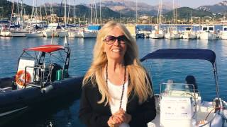 Mimi Kirk about the HoME Lifestyle Retreat in Mallorca, Spain