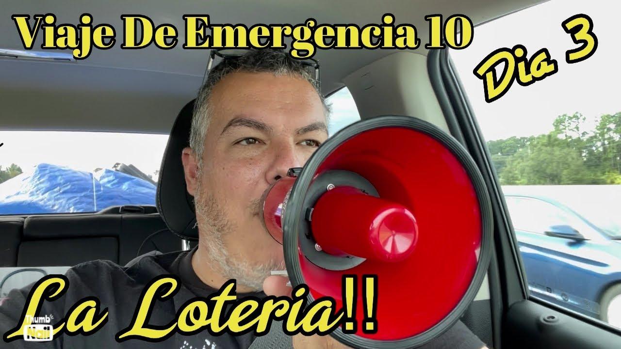 Ultimo Viaje de Emergencia 10 La Loteria Dia 3 by Waldys Off Road