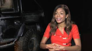 NAOMIE HARRIS SPECTRE INTERVIEW