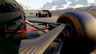 HD Project Cars DX 11 Max Settings Gameplay - Kart