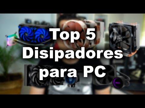 Top 5 Disipadores para PC gamers - Proto Hw & Tec