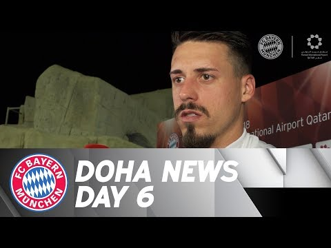 Bayern wrap up training camp with a win | DOHA DAY 6