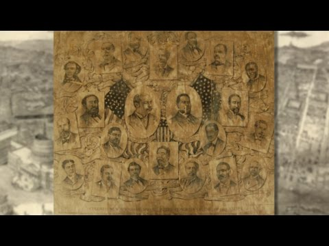 African Americans in Congress 19th Century - American Artifacts Preview
