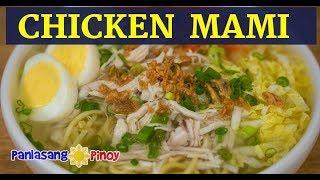 Download lagu Chicken Mami | Filipino Chicken Noodle Soup | Mami Noodle Soup with Chicken Egg and Fried Garlic