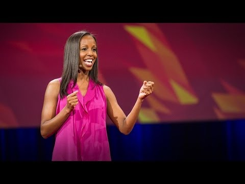Sarah Lewis: Embrace the near win