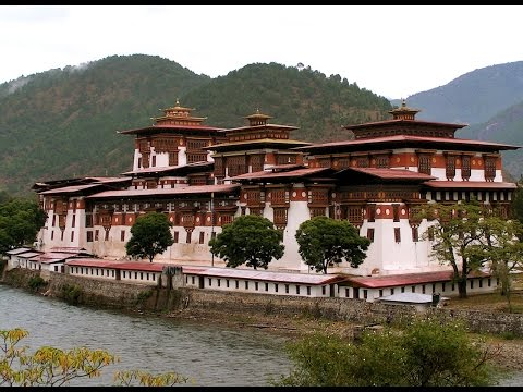 welcome to Punakha