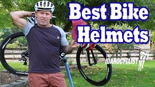 Cycling Tips: The Best Bike Helmet.  The Specialized Prevail Helmet.