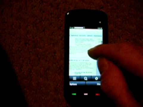 Nokia 5800 Web Browser - Symbian-guru Site