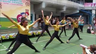 現場跳《》舞!