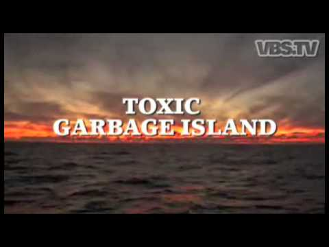 The Great Pacific Garbage Patch - In The Middle Of The Pacific Ocean!   - Part 1 of 4