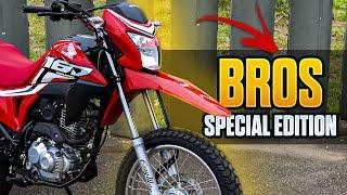 Bros 160 2021 | Avaliação Completa (Novo Design, Ficha Técnica, mais!)