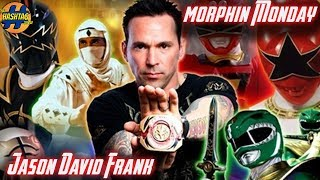 POWER RANGERS: Jason David Frank Wants To Suit Up As Lord Drakkon