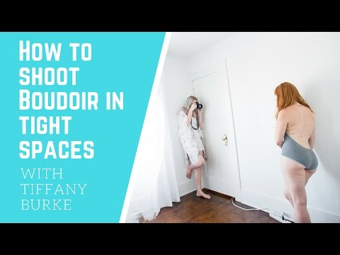 Photography Tips and Tricks Shooting boudoir (Facebook Live post)