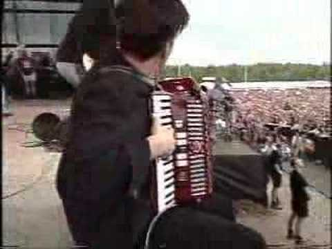 1997 counting crows at pinkpop - long december