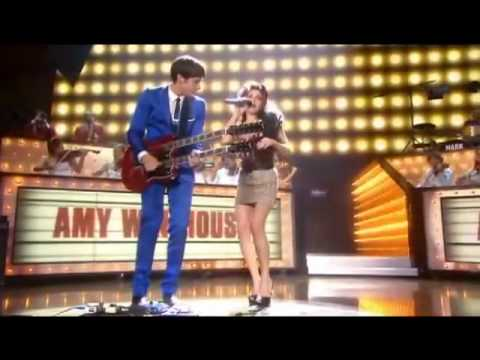 Mark Ronson feat Amy WinehouseValerie @Brit awards 2008 HQ