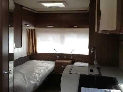 campingvogn b rstner averso top 475 tl youtube. Black Bedroom Furniture Sets. Home Design Ideas